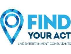Find Your Act Entertainment  Logo