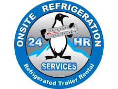 ONSITE REFRIGERATION Logo