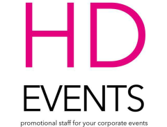 HD Events and Promotional Staff Logo