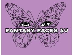 Fantasy Faces 4u Logo