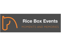 Rice Box Events Logo