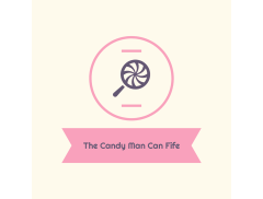 The Candy Man Can Fife Logo