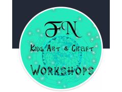 FN Art and Craft Workshops  Logo