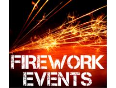 Firework Events Logo