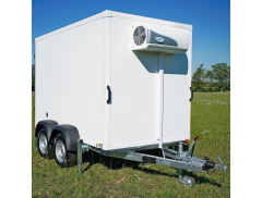 Chill Quick refrigerated trailer Hire  Logo