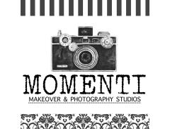 Momenti Studios Pamper Parties Logo