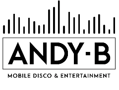 Andy B Mobile Disco & Entertainment Logo