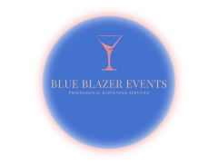 Blue Blazer Events Logo