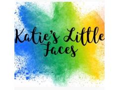 Katie's Little Faces Logo