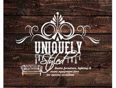 Uniquely Styled Logo