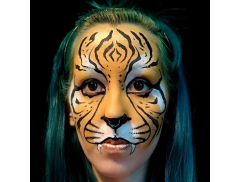 Enchanted Forest face painting  Logo