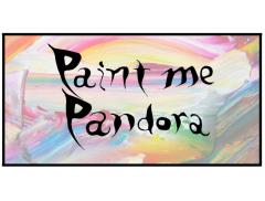 Paint me Pandora Logo