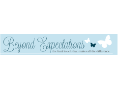 Beyond Expectations Weddings and Events Logo
