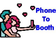 Phone To Booth Logo