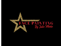 Face painting by Julie-Marie  Logo