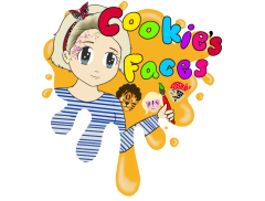 Cookies Faces Logo