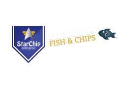 Starchip Evesham uk  Logo