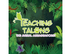 Teaching Talons (The Animal Ambassadors) Ltd. Logo