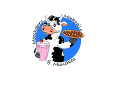 Mooshakes, Mocktails and Munchies Logo