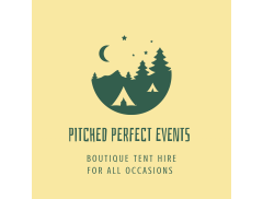 Pitched Perfect Events  Logo