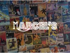 Marcel's Mobile Bar Logo