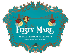 The Feisty Mare Logo