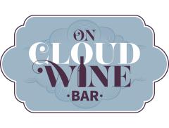 On Cloud Wine Bar Logo