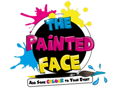 The Painted Face Logo
