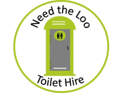 Need The Loo Toilet Hire Logo