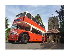 Wyvern Omnibus Logo