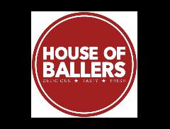 Dessert Ballers Ltd. Logo