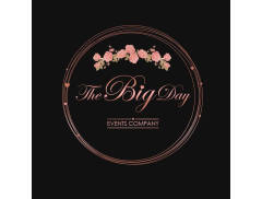 The Big Day Events Company Logo