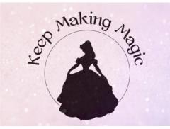 Keep Making Magic Singing Princesses  Logo