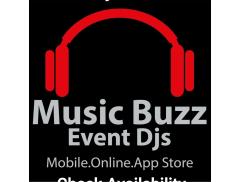 Music Buzz Event Djs Logo