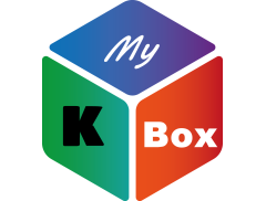 My KBox by Mr 3H Logo