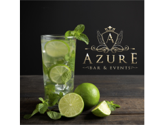 Azure Bar Events Logo